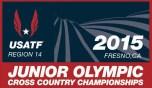 2015 Region 14 JOXC Champs logo