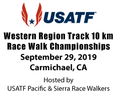 USATF 2019 Western Reg RW10K