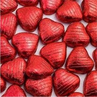 bomboane de ciocolata in poleiala