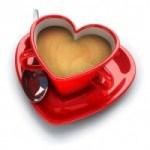 cana in forma de inima