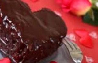 prajitura in forma de inima