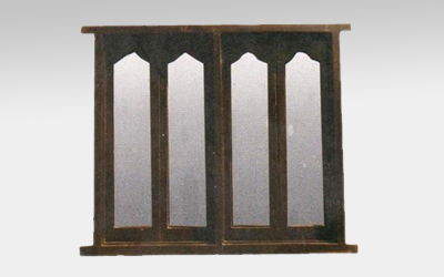 Fiber Window Frames