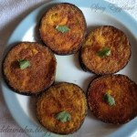 Spicy Eggplant Rings
