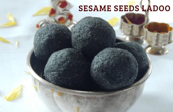 Sesame Seeds Ladoo