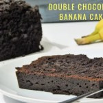 Double Chocolate Banana Cake