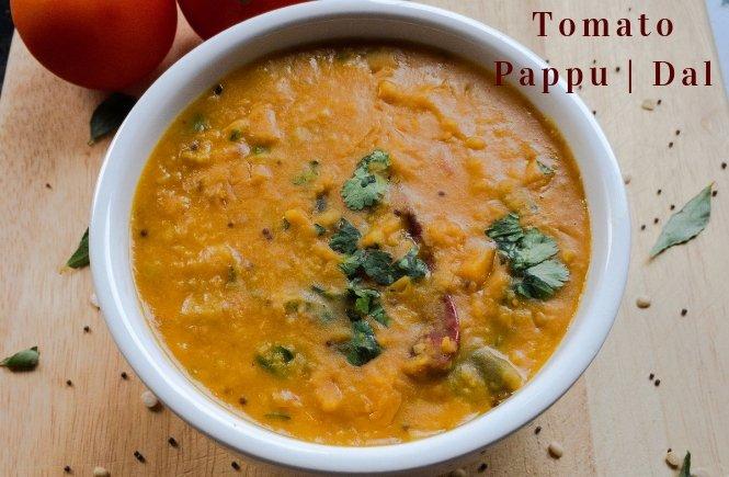 Tomato Pappu