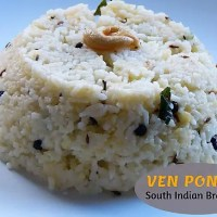 Ven Pongal Recipe | How To Make Ven Pongal