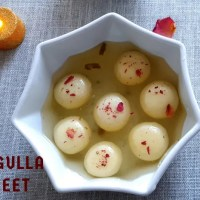 Easy Rasgulla Recipe | How to make Rasgulla