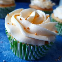 Perfect Vanilla Cupcakes Recipe(video)
