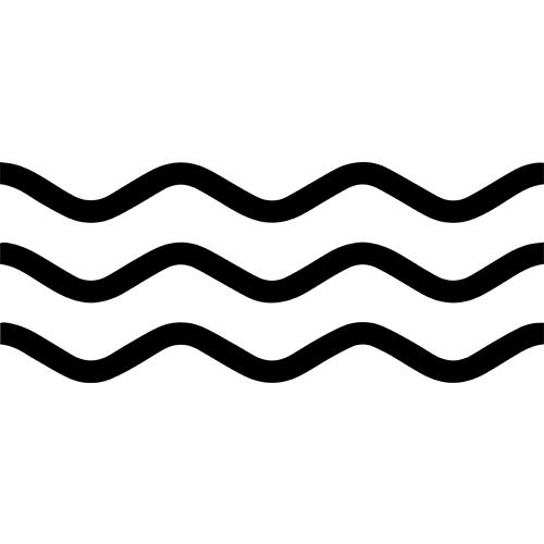 Pavati Marine Feature Icon - Ultra Flow Radius Transom