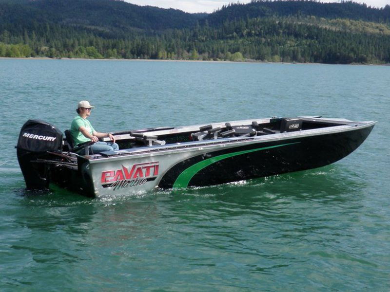 Wildcat 1 Drift Boat