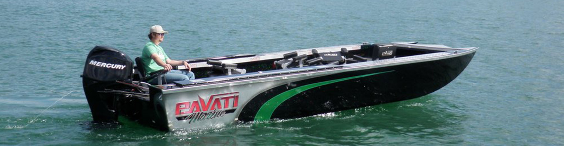 Wildcat Header Drift Boat