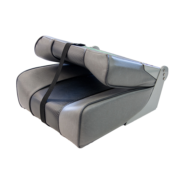 Accessories by Pavati Marine - Extra Drift Boat Seat with No Box and No Armrests - Front View