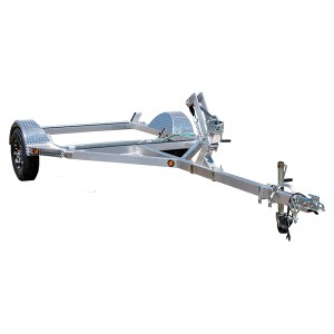 Standard Tow Trailer for Pavati Marine Drift Boats