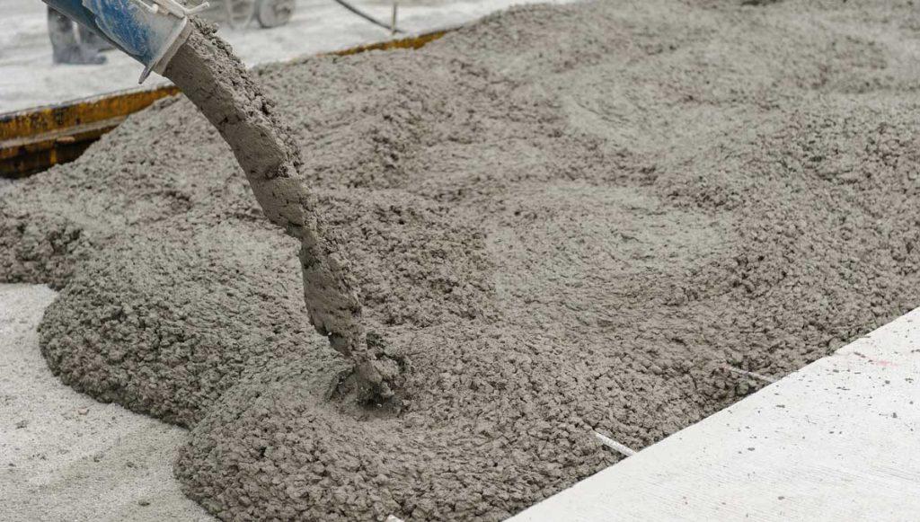 combien de sacs de ciment de 35kg pour