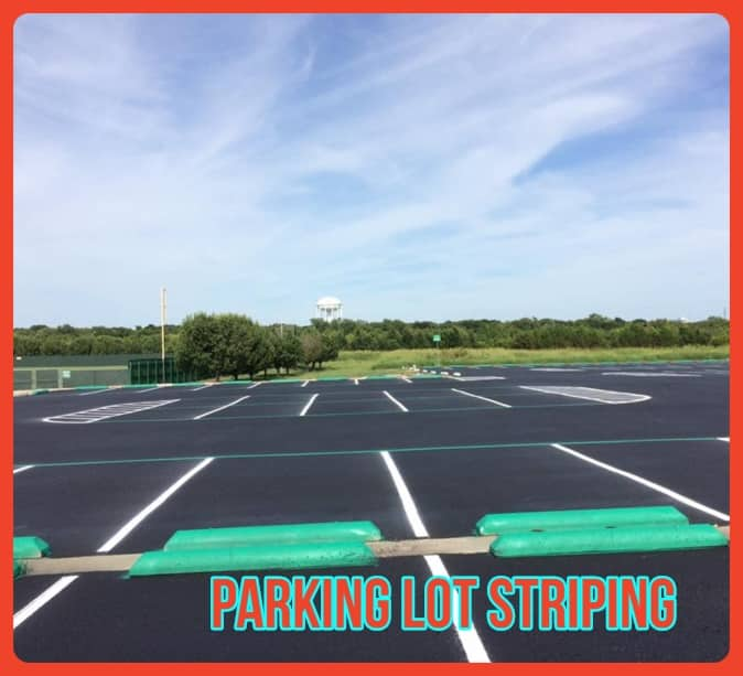 Parkgin Lot Reconstruction and Striping