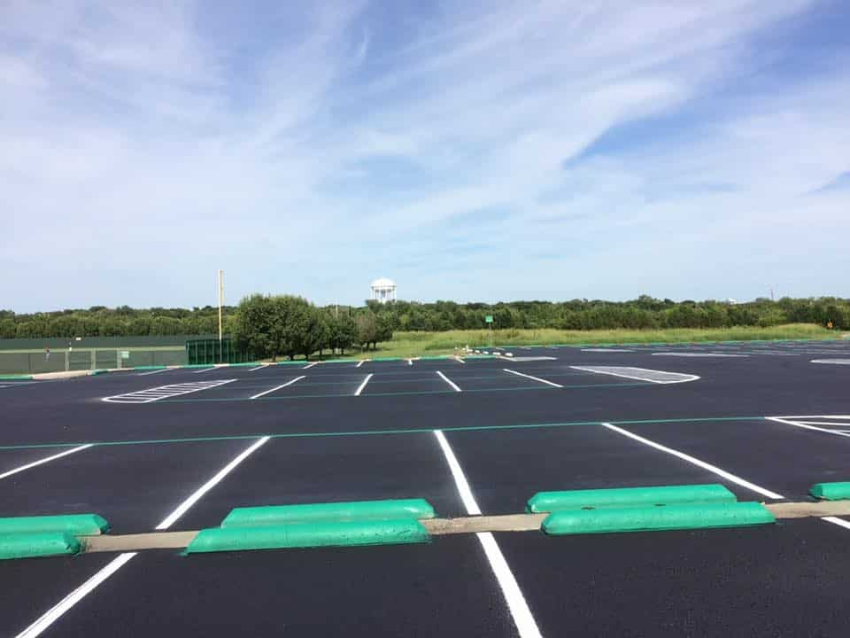 Parking Lot Repair Dallas-Fort Worth and Houston.