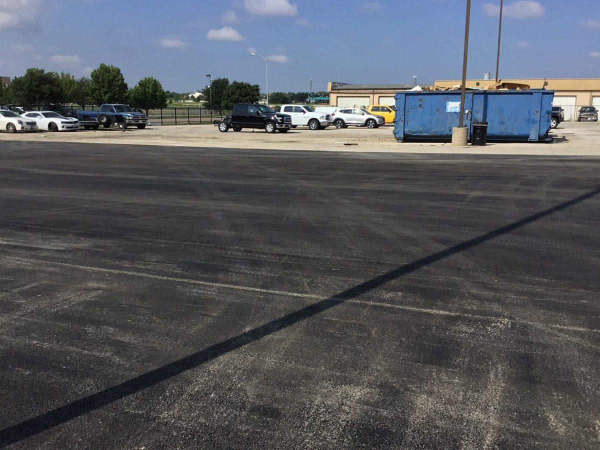 Asphalt repair Dallas-Fort Worth & Houston
