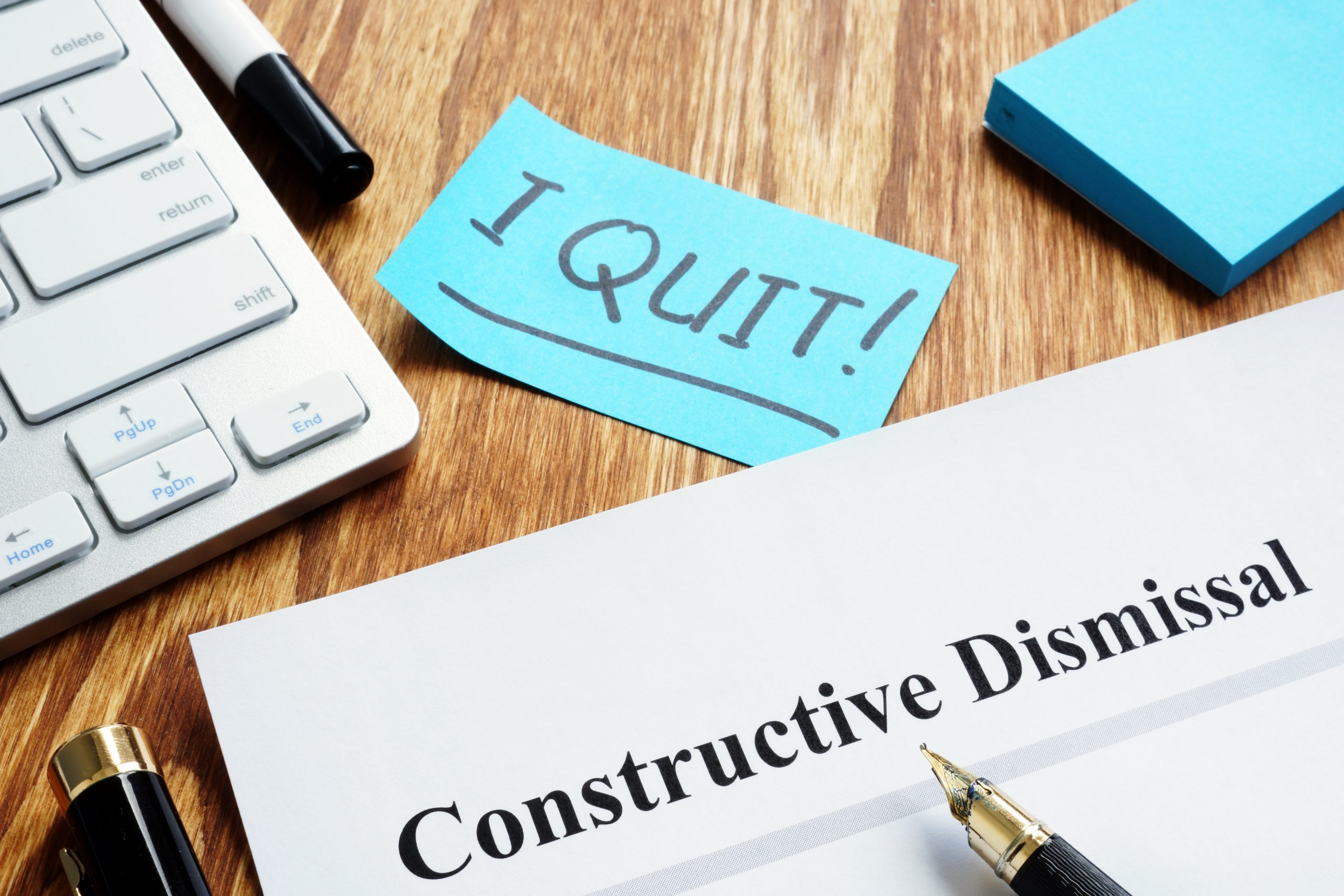 COVID-19 and Constructive Dismissal