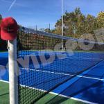 Rehabilitación pista de tenis Mario