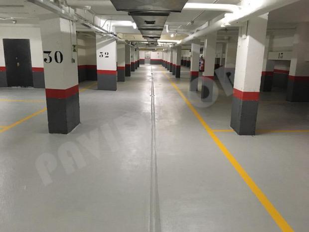 reparación suelo de garaje Madrid