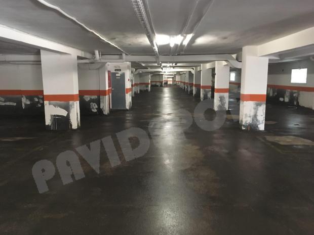 asfalto garaje madrid