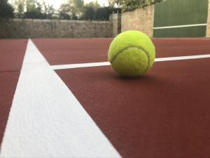 Pavimento tenis Madrid