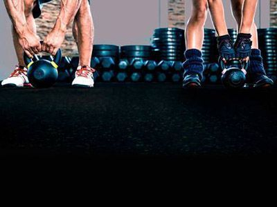 IMPROVES SOUNDPROOFING AND ACOUSTIC INSULATION IN GYMS AND FITNESS CENTERS