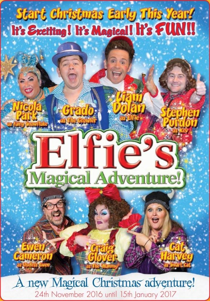 Elfie's Magical Adventure! - CLICK FOR MORE INFO!