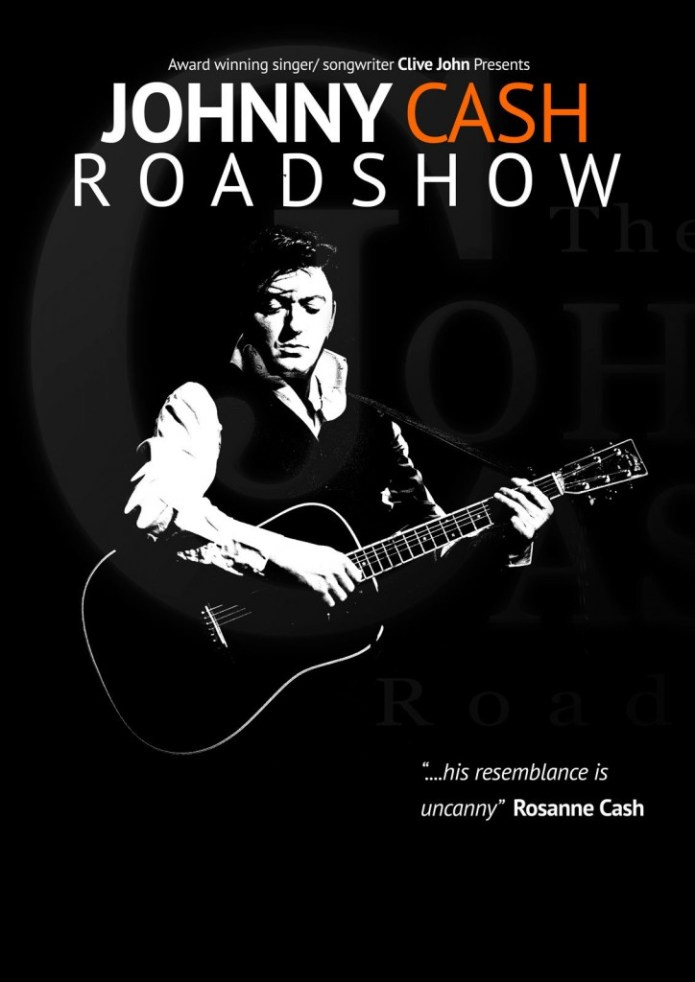 The Johnny Cash Roadshow - CLICK FOR MORE INFO!