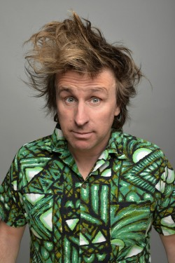 Milton Jones is Out There at the Pavilion Theatre, Glasgow
