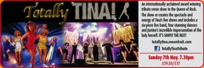 Totally Tina - CLICK FOR MORE INFO!