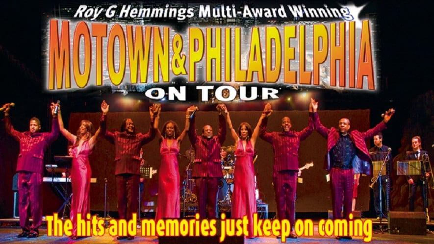 Motown And Philadelphia On Tour