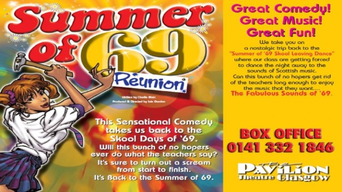 Summer of 69 - CLICK FOR MORE INFO!