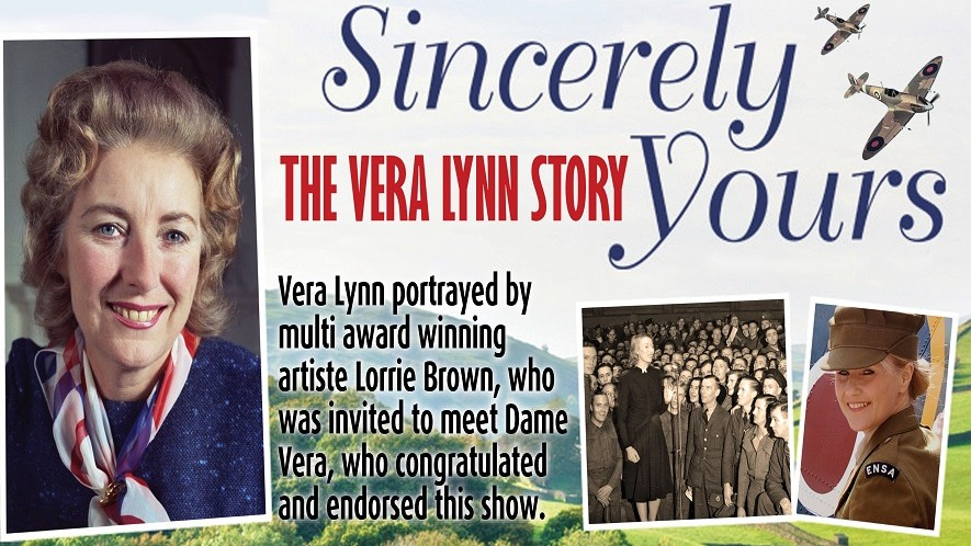 Sincerely Yours: The Vera Lynn Story