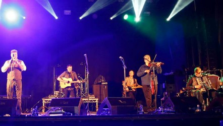 Celtic Connections 2018 – Skipinnish and special guests