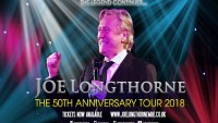 Joe Longthorne: 50th Anniversary Tour - CLICK FOR MORE INFO!