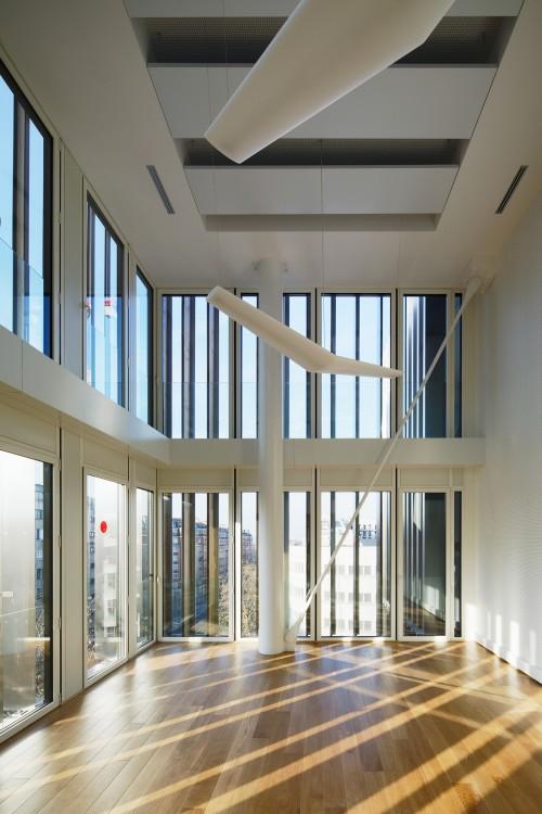 Campus ENS Jourdan Paris Actualits Pavillon De LArsenal