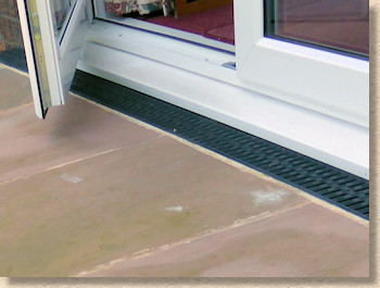 threshold drainage solutions pavingexpert