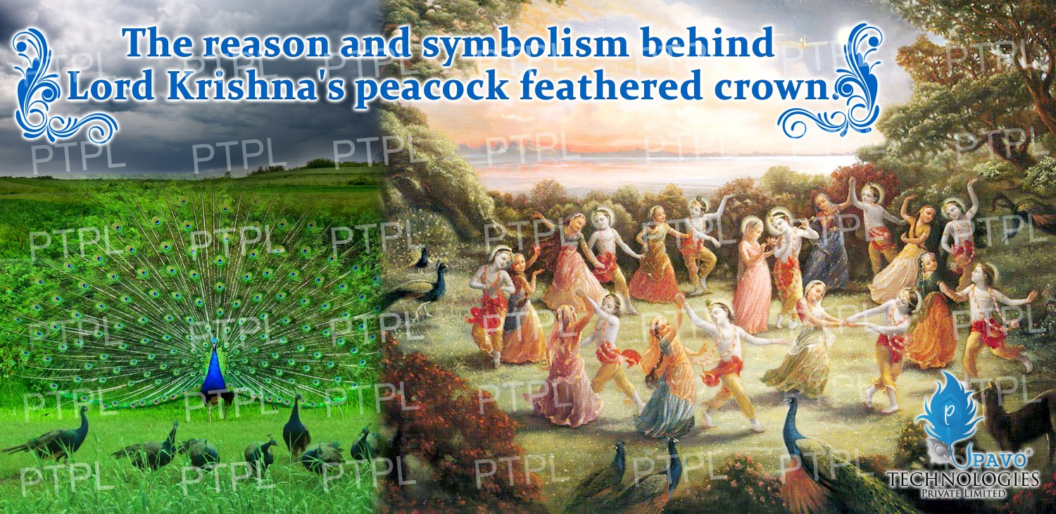 PTPL Philosophical Naming Story Lord Krishna Inspired – Pavo Technologies Private Limited – Our Story