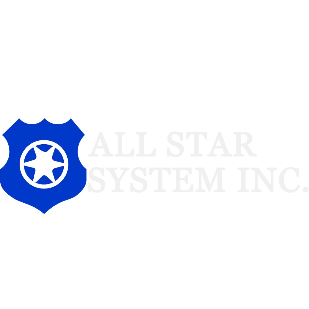 Logo Design of All Star System Inc. - Successfully Delivered Projects On-Time and On-Budget.