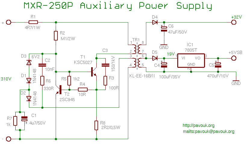 atx psu schematic diagram efcaviation com 12 Volt Power Supply Schematic Regulated Power Supply Circuit