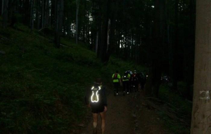 IX Bieg Rzeźnika - pierwsze kilometry