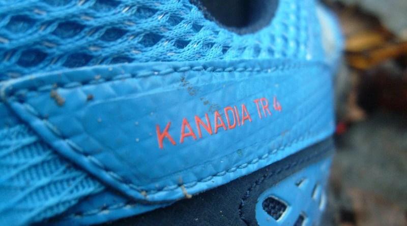 Adidas Kanadia TR 4 - detal
