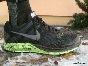 Nike Zoom Structure+ 16 Shield - po 1,5 treningu w chlapie