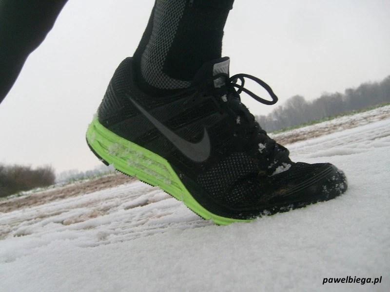 Nike Zoom Structure+ 16 Shield - zimą