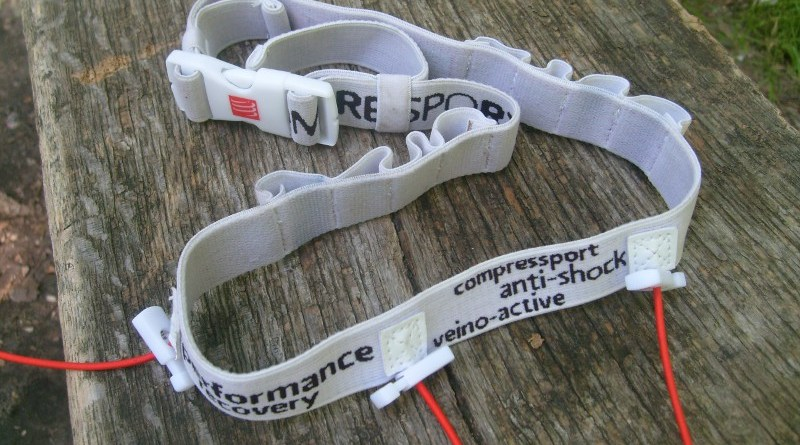 Compressport Race Belt - widok ogólny