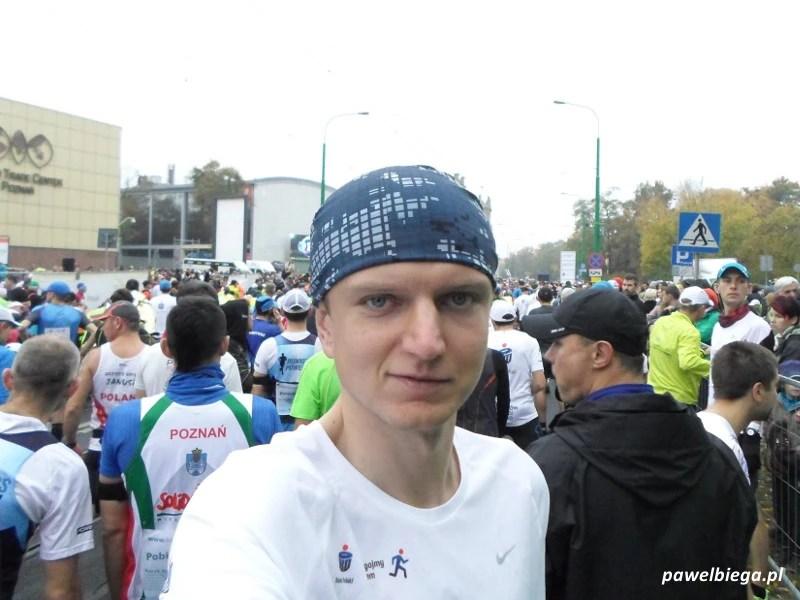 14. Poznań Maraton - start