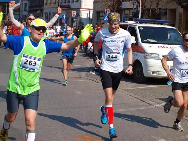 XV Półmaraton Żywiecki - medal