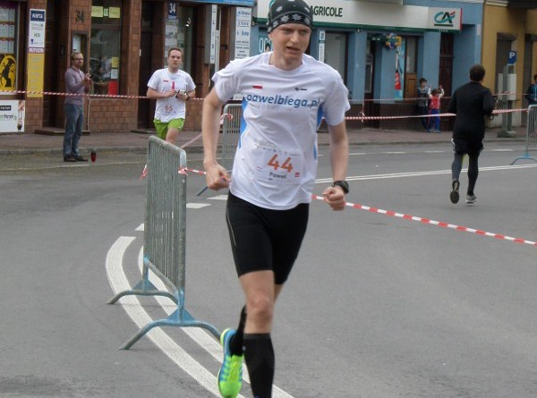 Bieg STO-nogi w Milanówku - 2